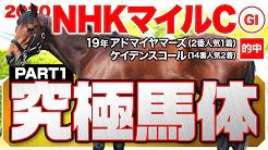 やーしゅん馬体予想_NHKマイルカップ