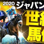 やーしゅん馬体予想_ジャパンカップ