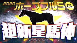 やーしゅん馬体予想_ホープフルステークス