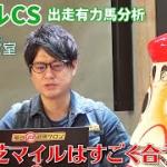 亀谷敬正の血統の教室_マイルチャンピオンシップ