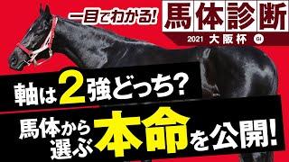 やーしゅん馬体予想_ 大阪杯